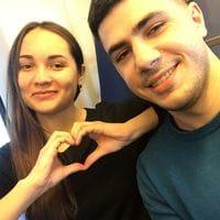 Догситтер Алина и Антон