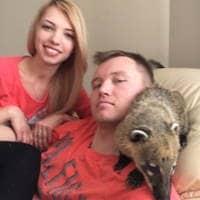 Догситтер Алина и Сергей