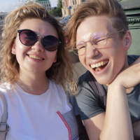 Догситтер Александр и Ольга